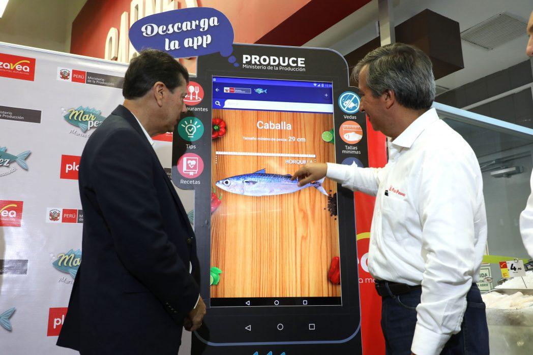 Dispositivo - Perú: Plaza Vea y Vivanda ofrecerán descuentos en filetes de pescados todos los martes del año