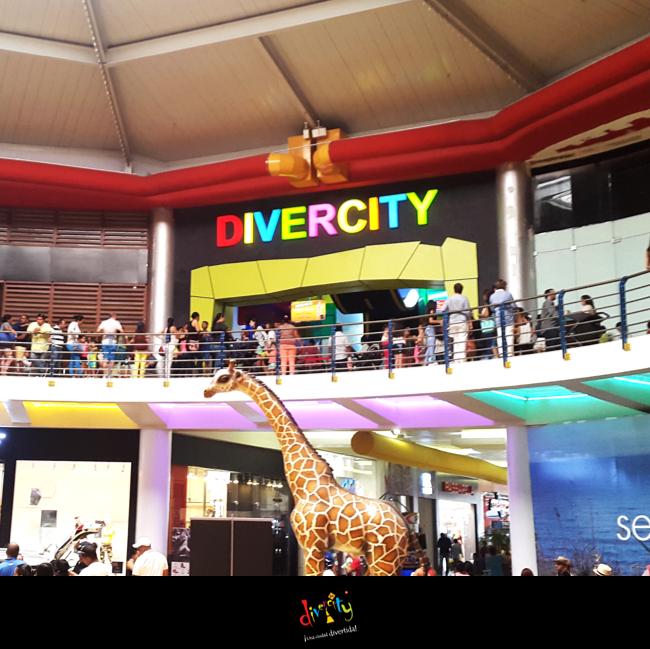Divercity Panama - Divercity abrió nuevo parque temático en mall más grande de Latinoamérica
