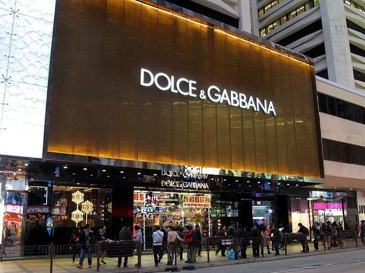 Dolce & Gabbana compra fábrica a Ermenegildo Zegna