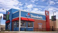 Dominos pizzaq 248x144 - Domino's Pizza invertirá US$191 millones para la apertura de 500 tiendas hasta el 2022