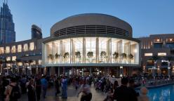 Dubai Mall 1 248x144 - Apple abre en el Dubai Mall su tienda más lujosa