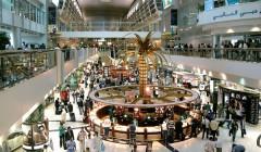 Dubai centro comercial 240x140 - Te presentamos los excéntricos centros comerciales de Dubái