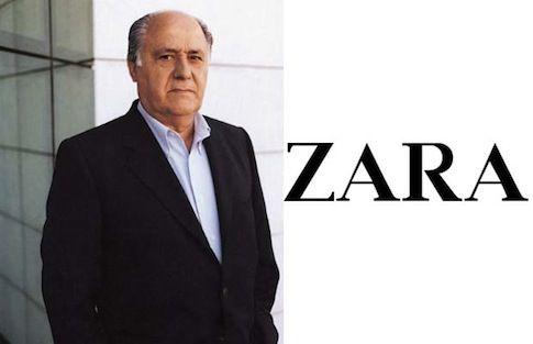 Dueño de Zara es el más rico del mundo