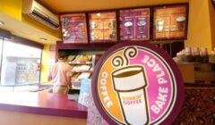 Dunkin' Donuts Café