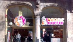Dunkin'Coffee
