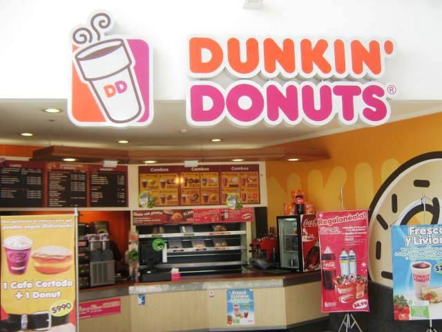 DunkinDonuts PeruRetail - Dunkin' Donuts renueva sus tiendas y productos en Chile
