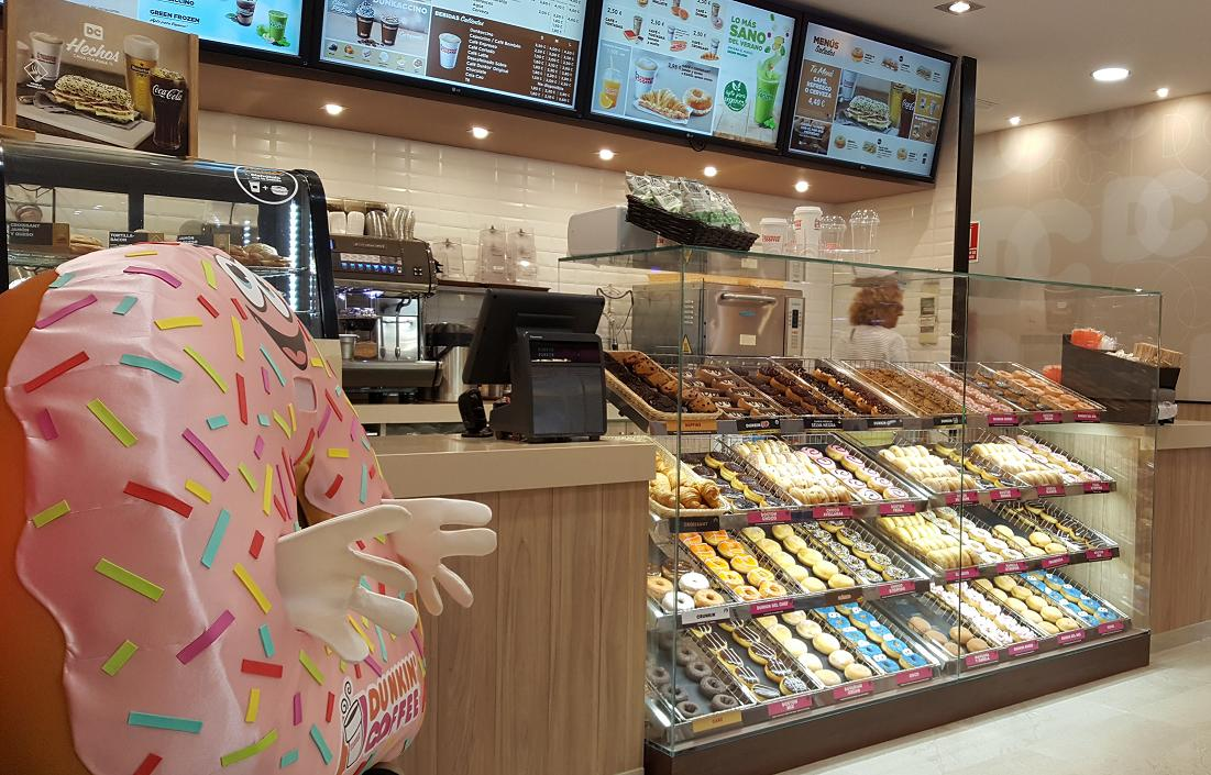 Dunkincoffee - Dunkin' Coffee atraviesa mal momento en España