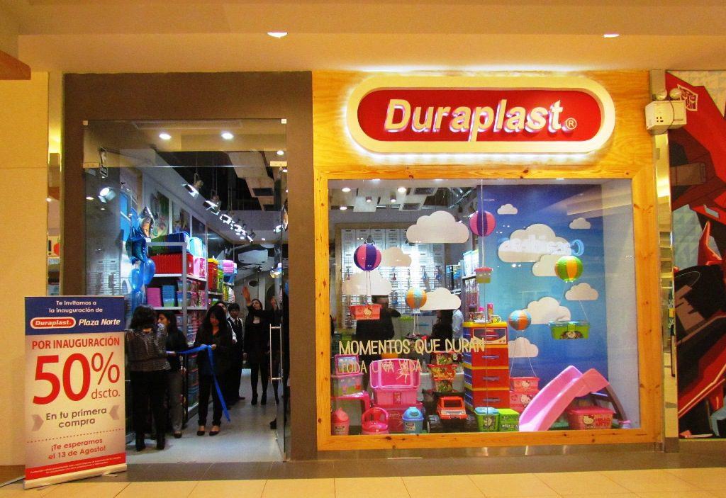 Duraplast Plaza Norte