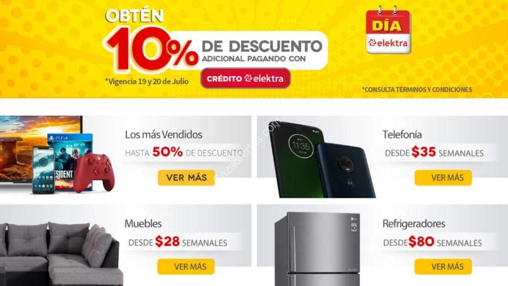 ELEKTRA2 PERÚ RETAIL 1024x576 - Perú: conoce las estrategias que preparan los retailers de electrodomésticos