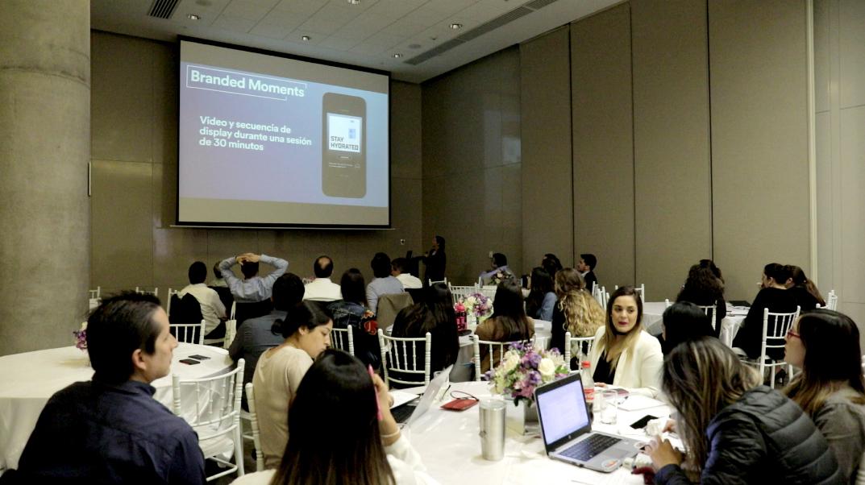 """E foto evento loreal2 - """"La oportunidad de negocio en Perú es mobile, el 95% de peruanos son usuarios móviles"""""""