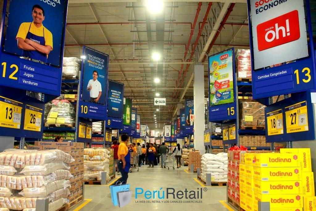 Economax 8217 Peru Retail 1024x683 - Estas son las nuevas aperturas que Plaza Vea alista en los próximos años
