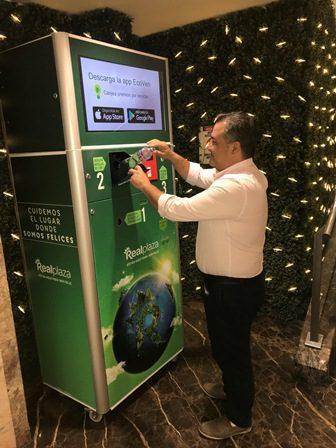 Ecoven Real Plaza - Conoce las empresas en el Perú que apuestas por una política de reciclaje