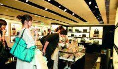 El lujo en China se concentra en los centros comerciales