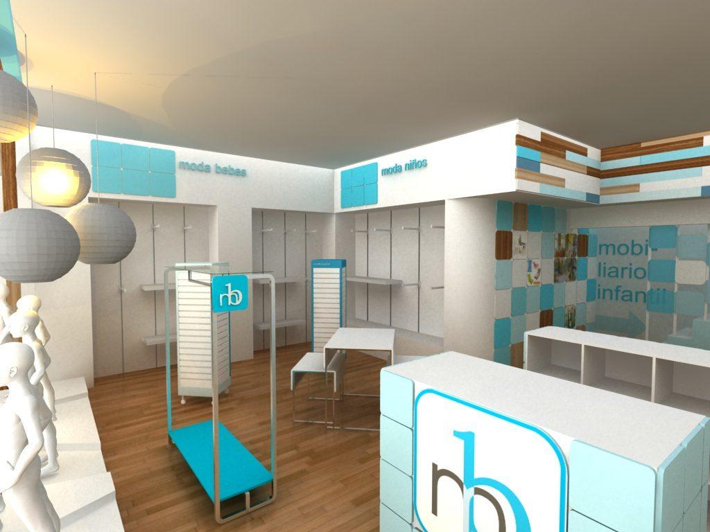 Elementos de diseño de espacios comerciales 4