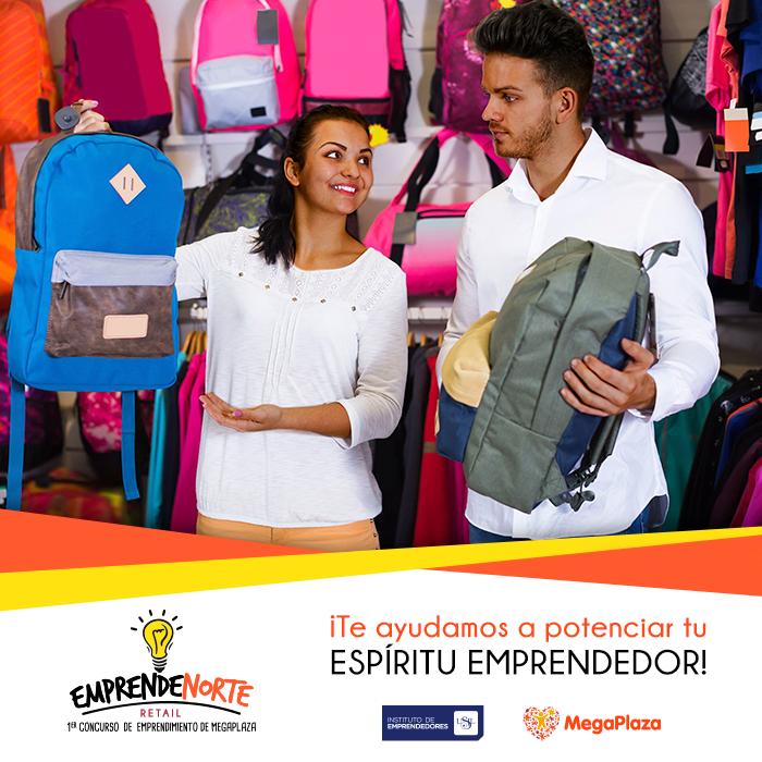 Emprende Norte - MegaPlaza presenta primer concurso para emprendedores de Lima Norte