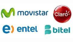 Empresas de telecomunicaciones peru