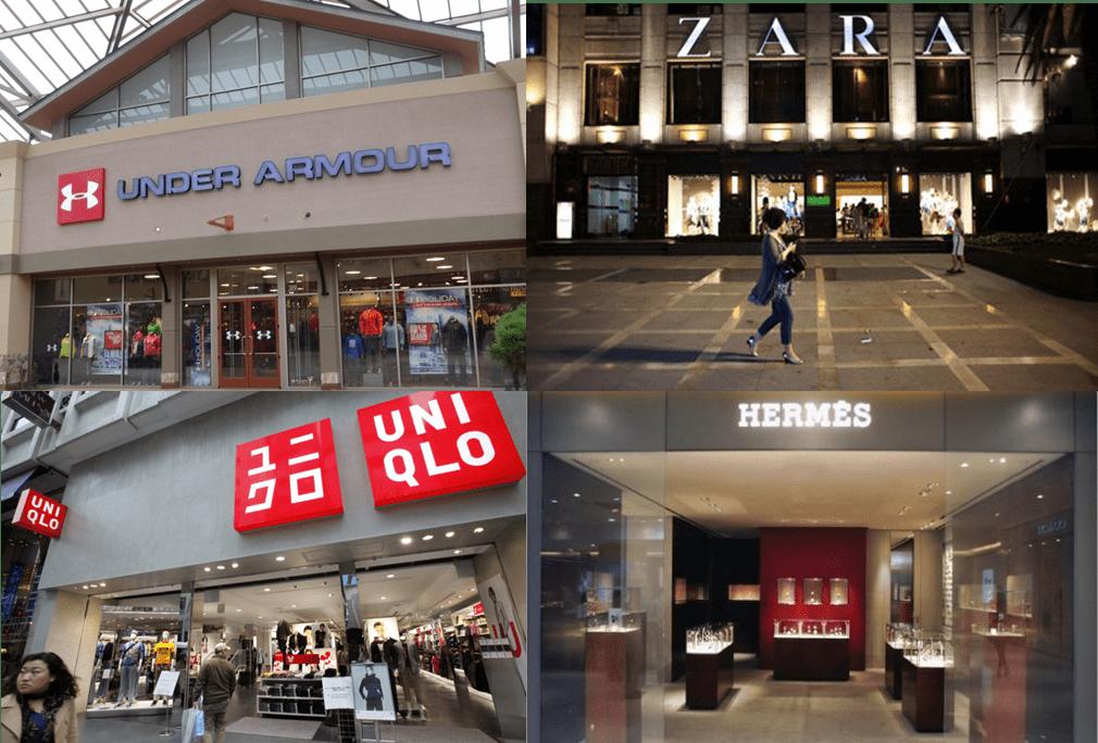 Empresas mas innovadoras de moda
