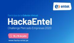 Entel 240x140 - Entel ofrece hasta 5 mil soles a emprendedores que brinden soluciones digitales