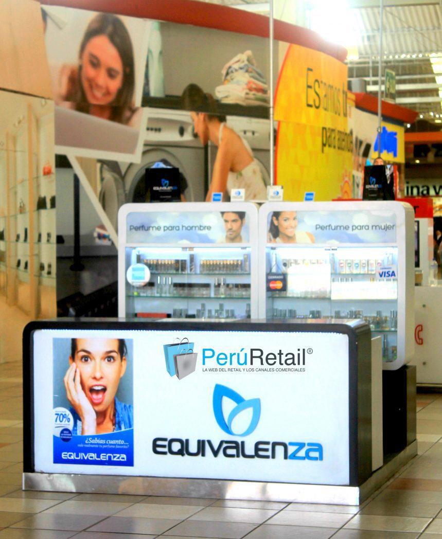 Equivalenza Minka Peru Retail
