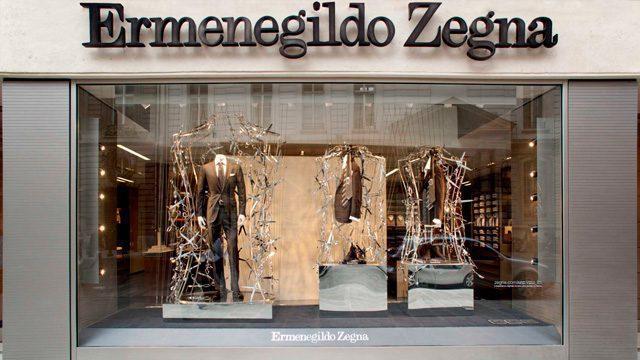 Ermenegildo Zegna se alía con socio de Armani en Emiratos Árabes