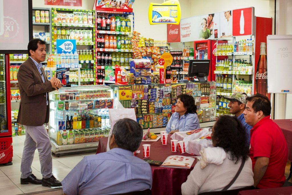 EscuelaDeDesarrolloDeNegocios 1024x683 - Bodega Siglo XXI: la apuesta de Arca Continental Lindley en Perú