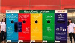 Estación de Reciclaje 240x140 - Recicla,Pe!, la ONG que trabaja con retailers para incentivar el reciclaje de plásticos