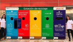 Estación de Reciclaje 248x144 - Recicla,Pe!, la ONG que trabaja con retailers para incentivar el reciclaje de plásticos