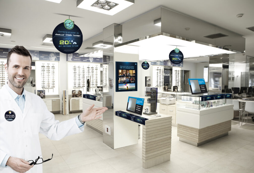 Exilor Trade Optica branding 1024x697 - Francesa Essilor compra Place Vendôme en Chile