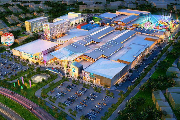 Explanada gicsa mexico - Gicsa abrirá este año tres nuevos shopping malls en México