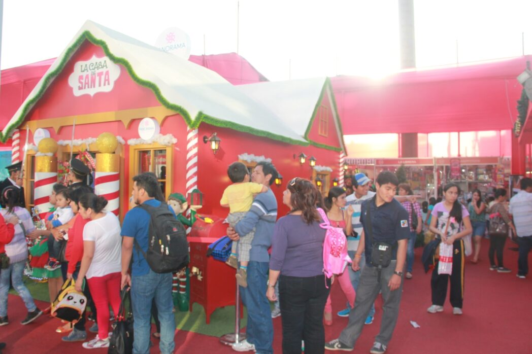"ExpoMagicaNavidad2 - MegaPlaza tendrá Feria Navideña ""Expo Mágica Navidad"""