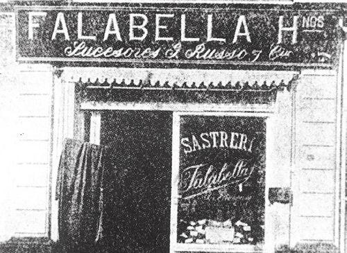 FALABELLA SASTERÍA - ¿Sabías que Falabella se inició como una sastrería? Conoce su historia