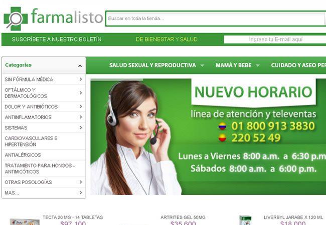 FARMALISTO PERÚ RETAIL 2 - Conoce Farmalisto, la primera farmacia digital colombiana que llegaría a Perú