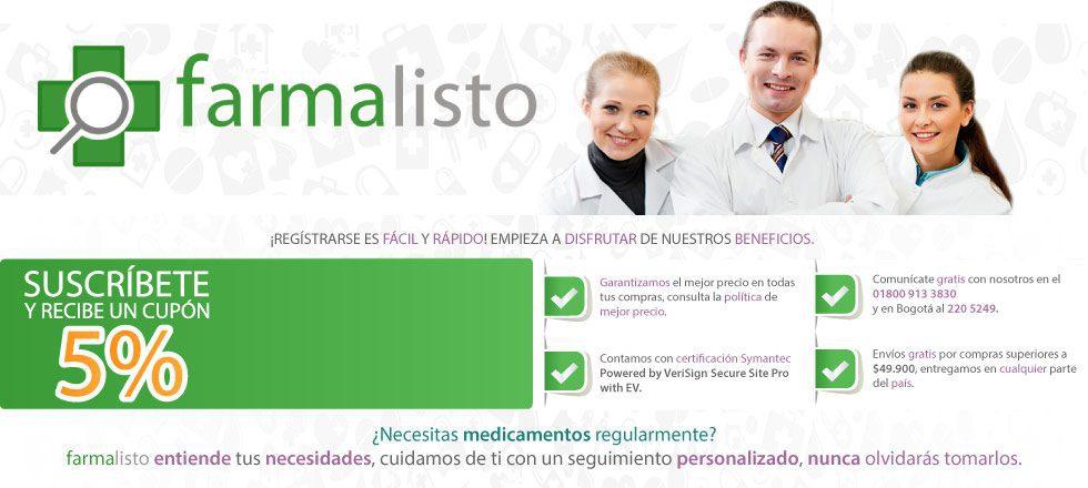 FARMALISTO PERÚ RETAIL - Conoce Farmalisto, la primera farmacia digital colombiana que llegaría a Perú