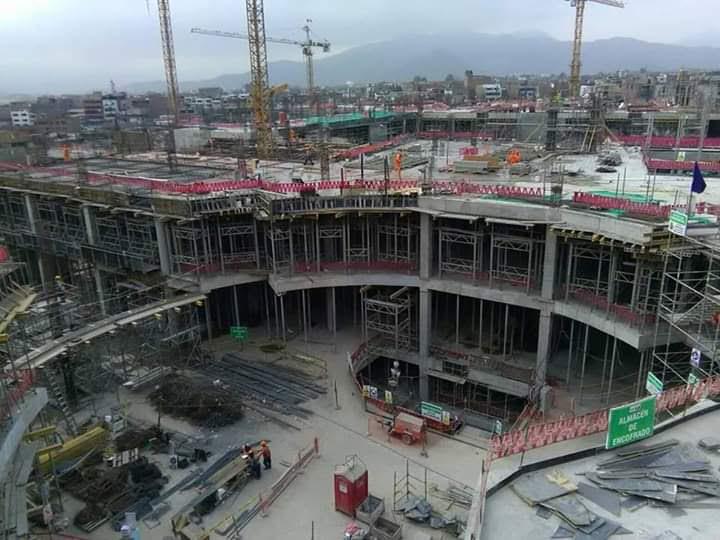 FB IMG 1567388170784 - Perú: Así van los avances de Real Plaza Puruchuco [FOTOS]