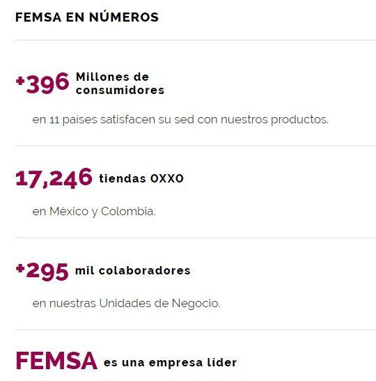 FEMSA COMERCIO 2