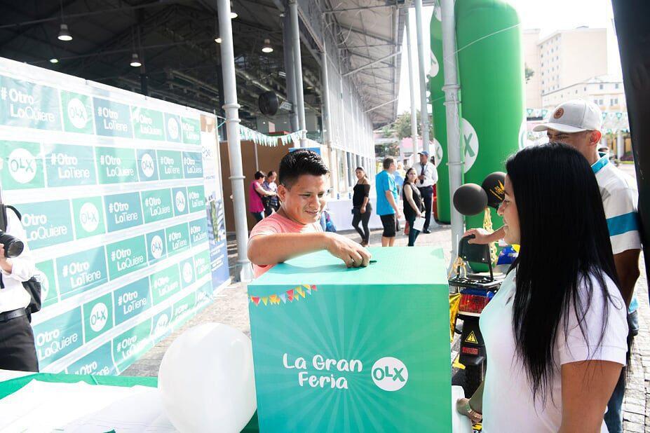 FERIA OLX 2 - OLX Perú presentará feria navideña en el Parque de la Exposición