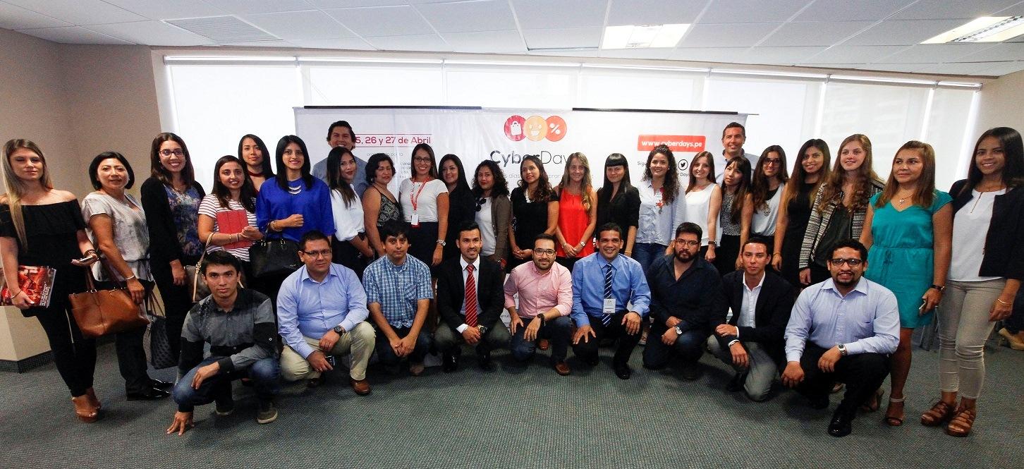 FOTO1 1 - Marcas peruanas y extranjeras estiman facturar S/ 60 millones durante el Cyber Days 2017