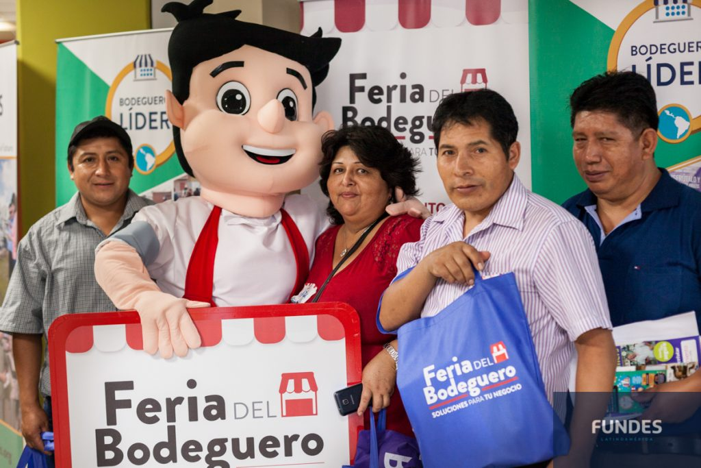 """FUNDES Feria del bodeguero 1024x683 - Feria del Bodeguero: """"El 70% del consumo se realiza por el canal tradicional"""""""