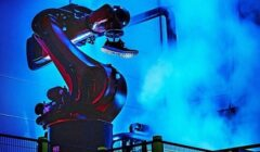 Fabrica robotizada de Adidas