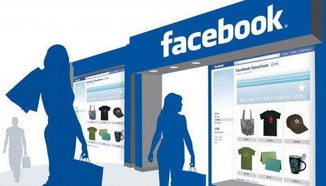Facebook planea incursionar como plataforma de comercio electrónico