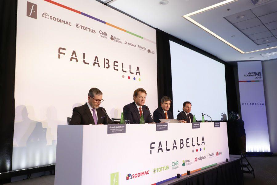 Falabella cambió imagen; estima abrir 95 tiendas en cuatro años