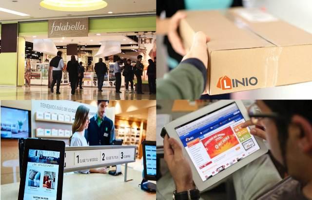 Falabella y Linio - Ventas online de Falabella alcanzan US$987 millones durante el 2018