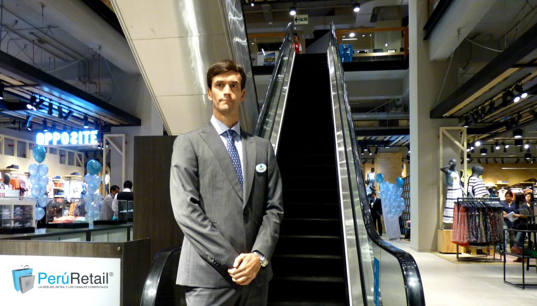 Felipe Bayly - Tiendas Paris - Peru Retail