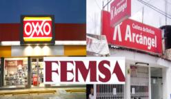 Femsa quiso comprar activos de Arcángel