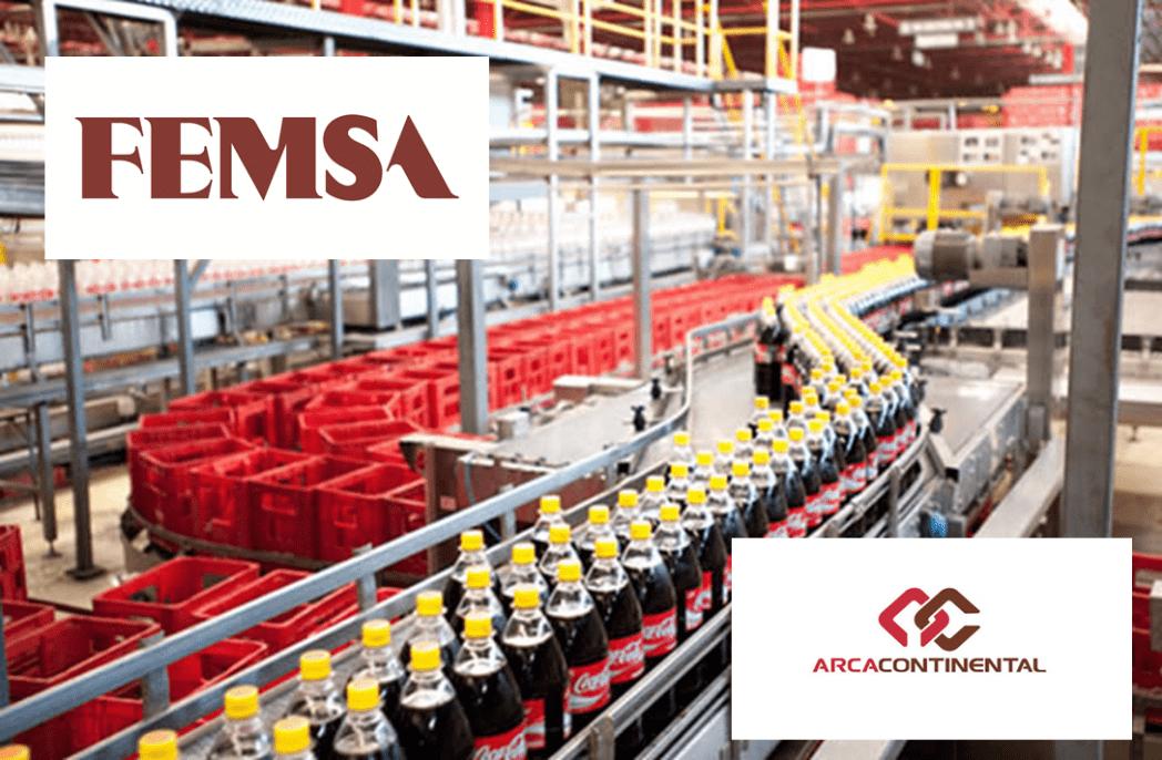 Femsa y Arca Continental disputan mercado chileno