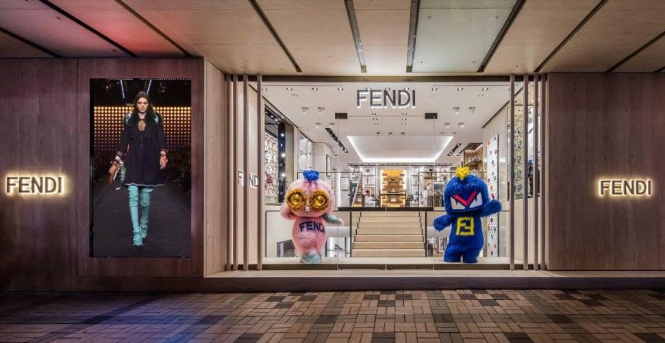 Fendi 2018 - El lujo italiano de Fendi
