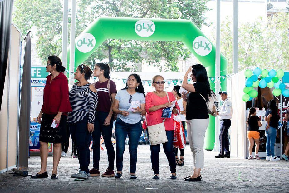 Feria OLX - OLX Perú presentará feria navideña en el Parque de la Exposición