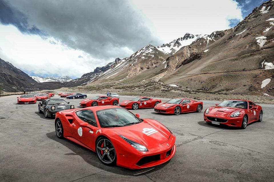 Ferrari Bolivia - Ferrari entraría a operar al mercado boliviano