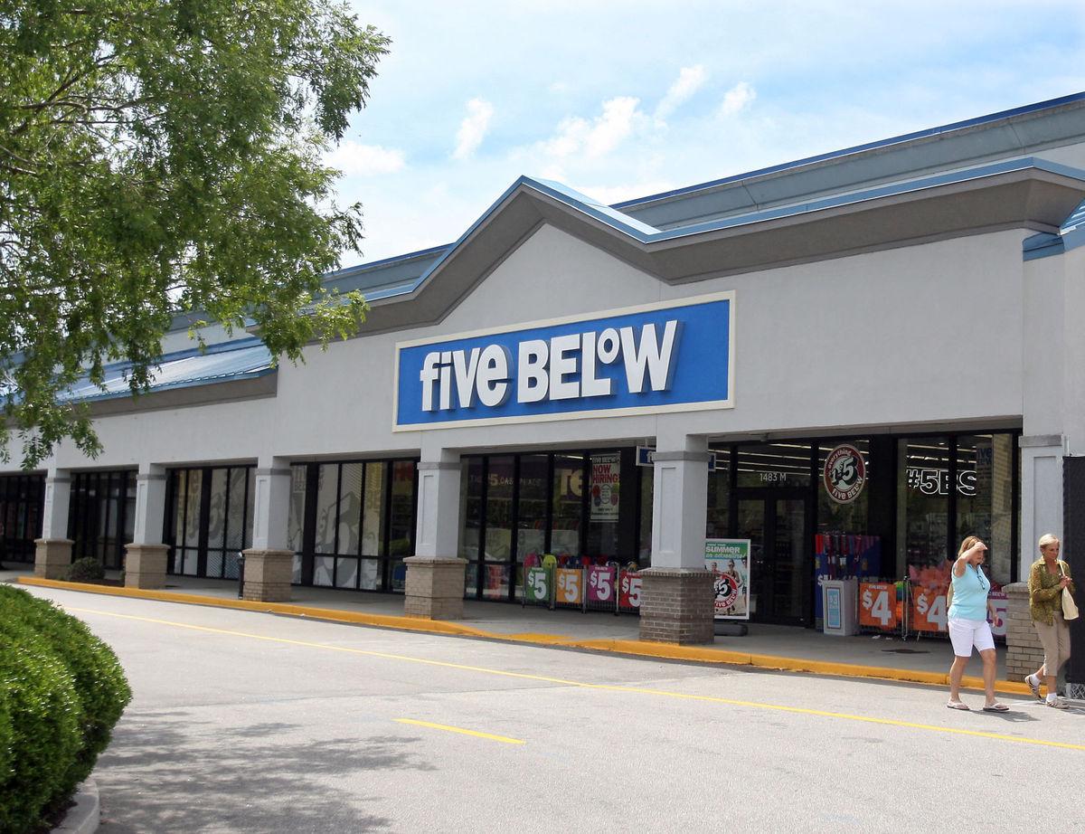Five Below 2 - Five Below abre nueva tienda en Carolina del Sur en EE. UU.