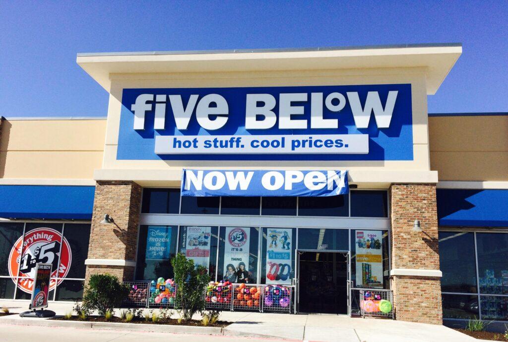 Five-Below-Store